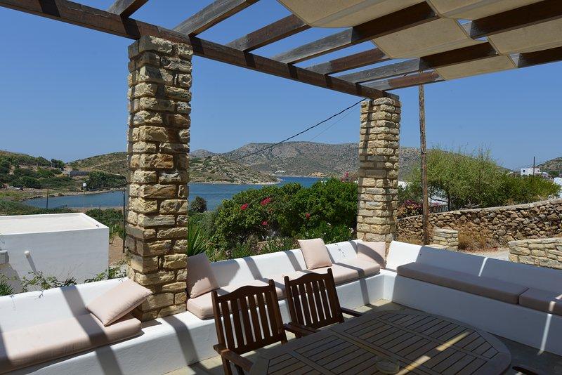 Villetta BETA, casa vacanza a Agia Marina