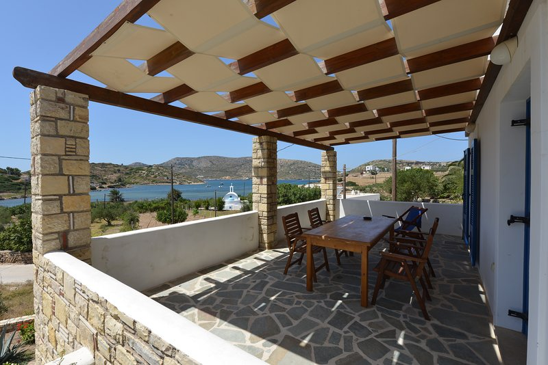 Villetta EPSILON, casa vacanza a Agia Marina