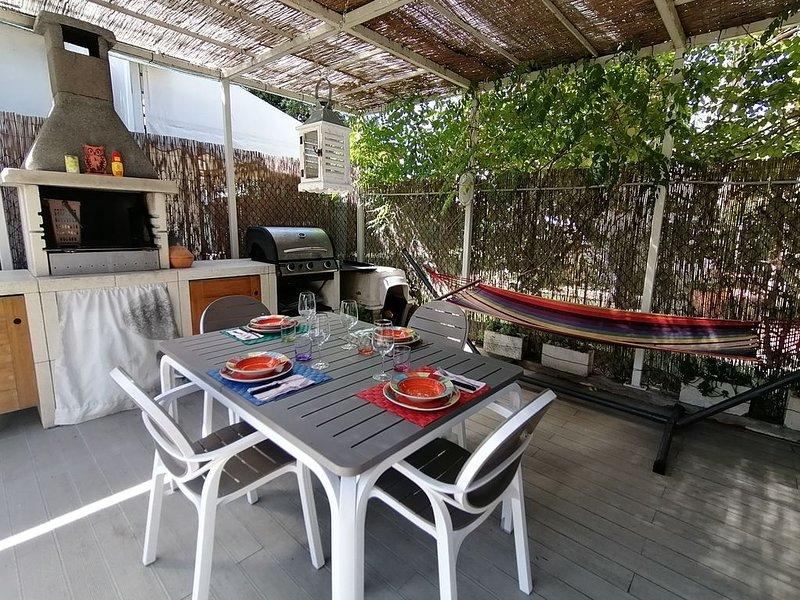 IL NIDO DI TONFANO near beach, private parking, garden, bikes, free wifi, vacation rental in Marina di Pietrasanta