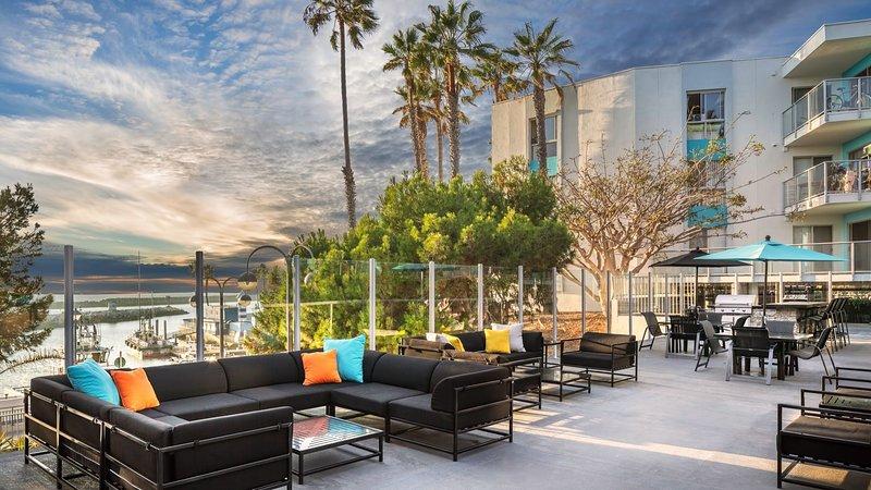 Ocean View 1br in Redondo Beach, casa vacanza a Rolling Hills Estates
