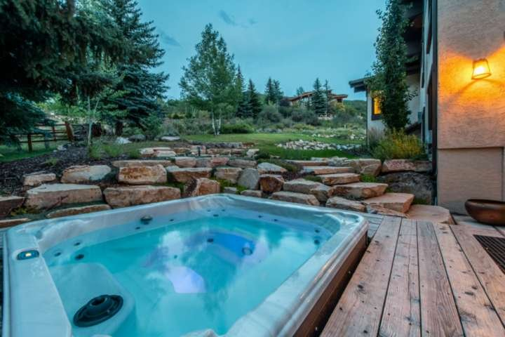 Private Hot Tub Located Off The Rear Terrace, Professionally Designed Landscaping, Enjoy Wildlife Viewing