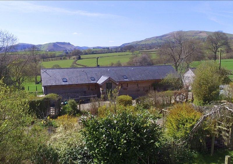 Llety'r Dylluan Wen, casa vacanza a Llangedwyn