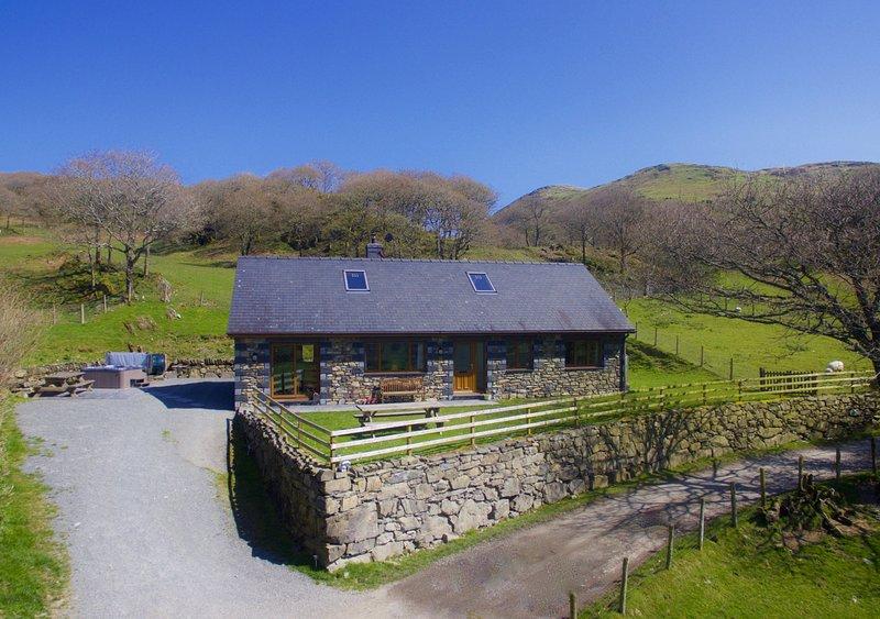 Llidiart y Llyn, vacation rental in Aberdyfi (Aberdovey)