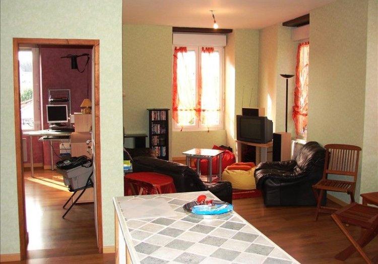 Centre Pau - Appartement 3 pièces 77 m2, holiday rental in Pau