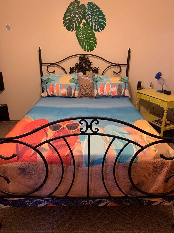 Queenside Sleep number Bed