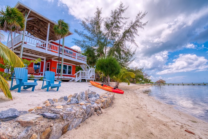 Starfish Beach House, vacation rental in Politilly Bight