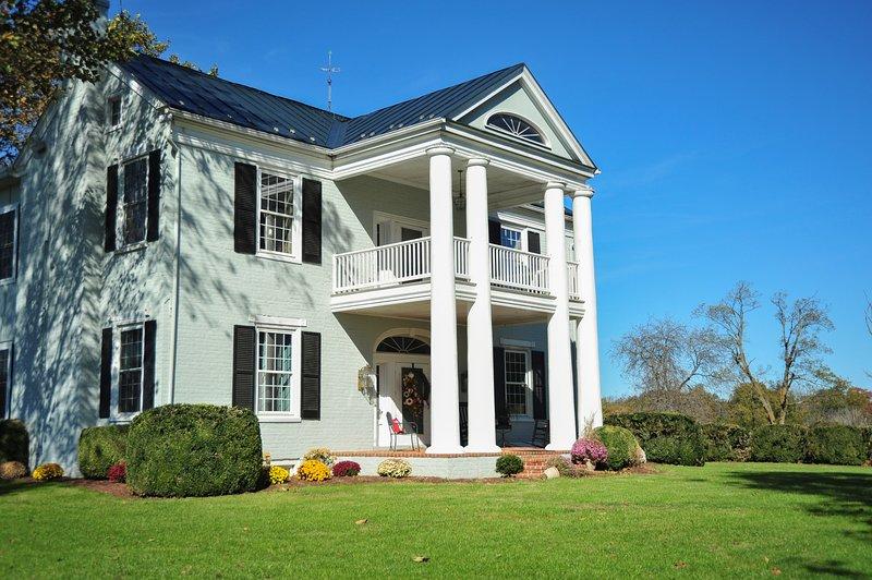 The Manor at Hunter Ridge Estate, alquiler vacacional en Staunton