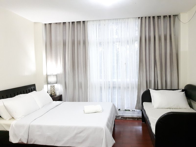 Grand View Residences near Burnham Park (studio unit)), holiday rental in Rosario