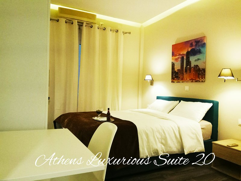 Athens Luxurious Suite 20, holiday rental in Filothei-Psychiko