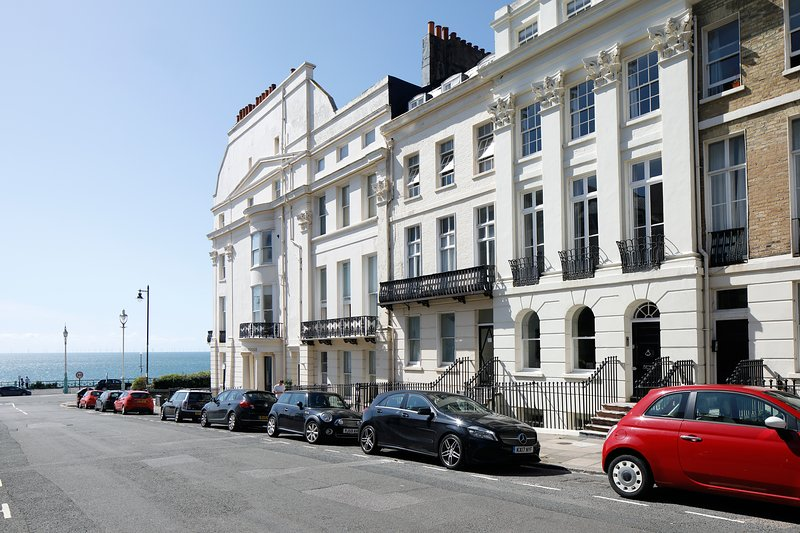 Stunning Regency Villa situated on the seafront of the vibrant City of Brighton.