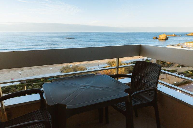 BIARRITZ BEACH VIEW, vacation rental in Biarritz