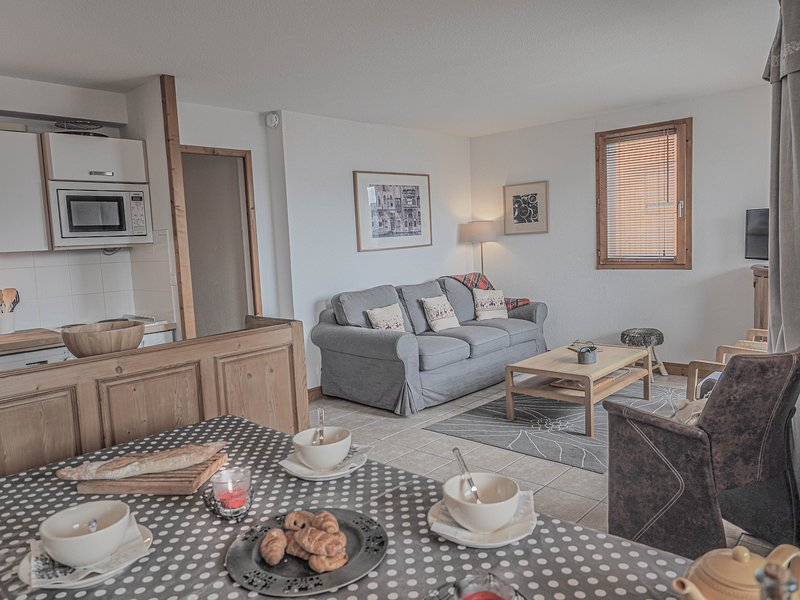 No. 6, Les Choucas, holiday rental in Peisey-Vallandry