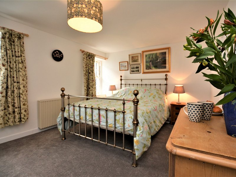 Superb master bedroom