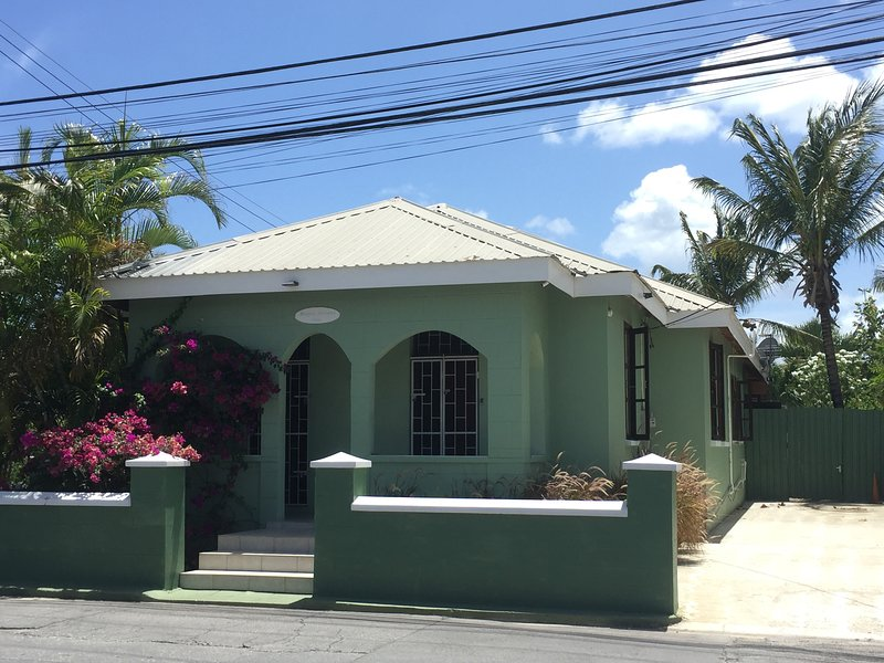 My Home..Comfy Clean Convenient Private Room/Bath.  Everything Nearby., vacation rental in Barbados