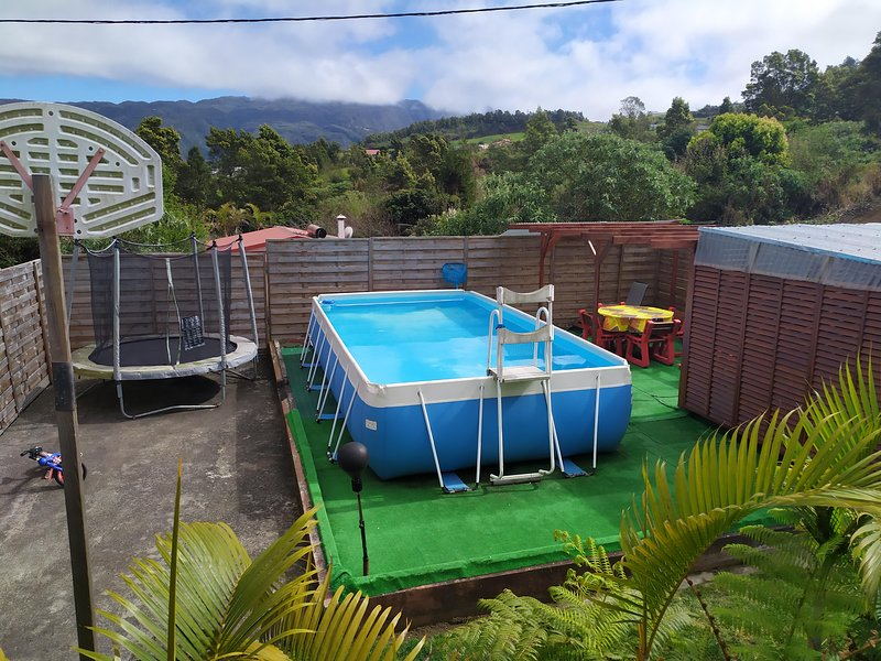 Amazing villa with swimming-pool, alquiler vacacional en La Plaine des Cafres