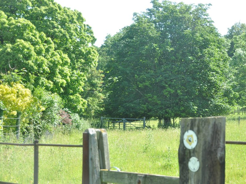 Perfect for walkers with 60 acres to explore