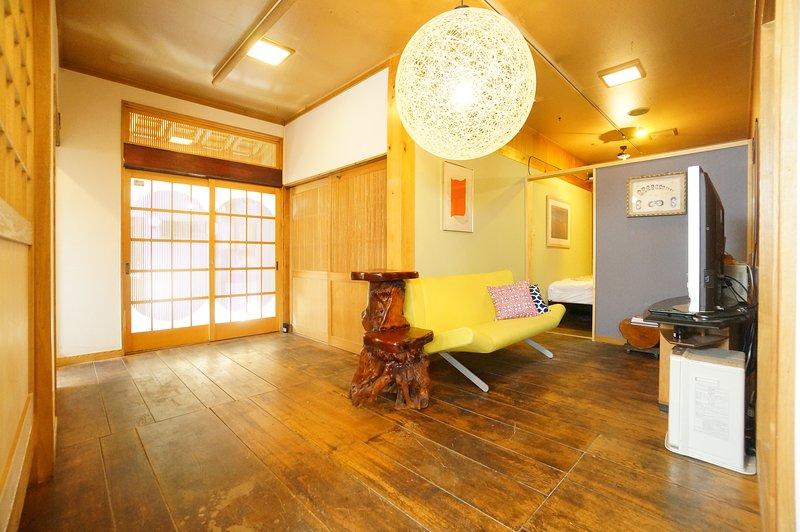 Icho Takayama - Private Family Room, aluguéis de temporada em PrefeituradeGifu