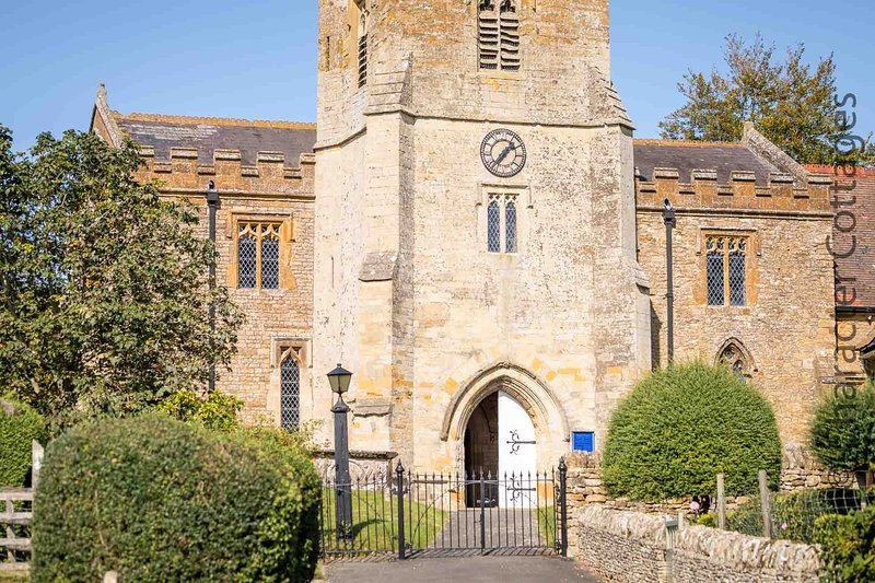 The Church of St Thomas a Becket dates back to the Medieval period