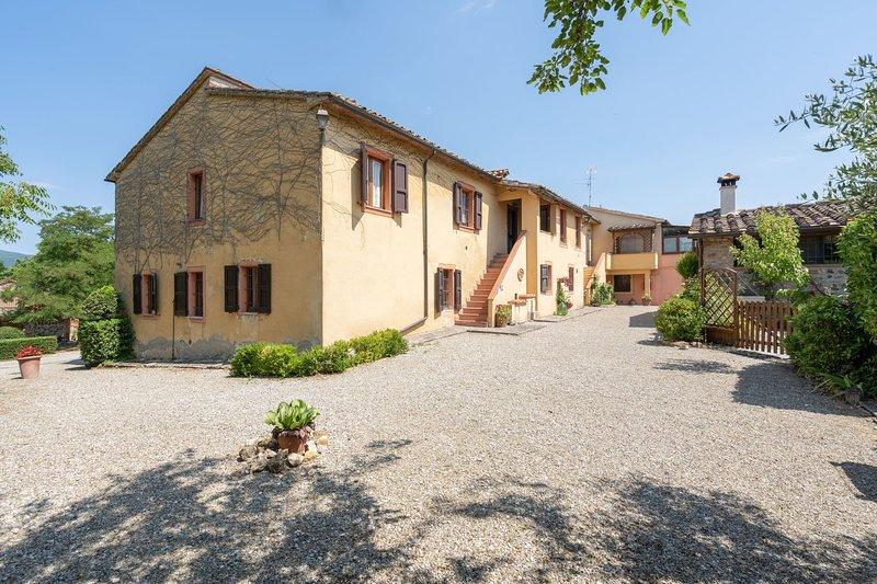 La Piccola Selva - Giulia, alquiler vacacional en Capannino della Suvera