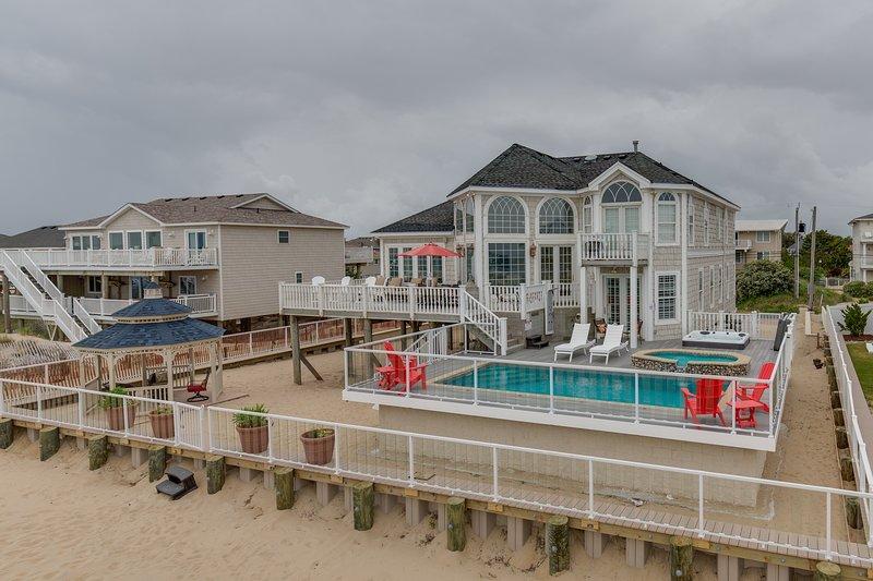 Seaside Sanctuary Beach House, vakantiewoning in Virginia Beach