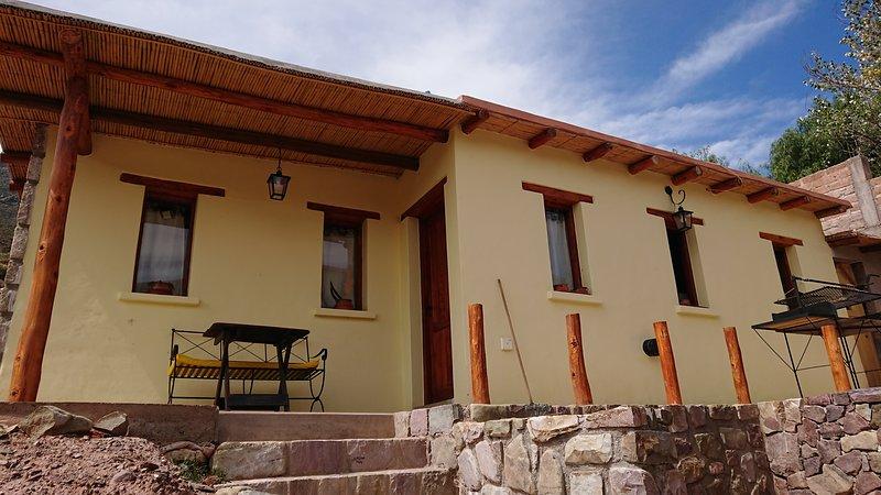 Cabaña C4, La Quinta de María, Tilcara, holiday rental in Province of Jujuy