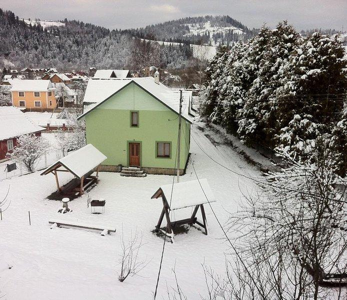 Goryanka Hotel, holiday rental in Ivano-Frankivsk Oblast