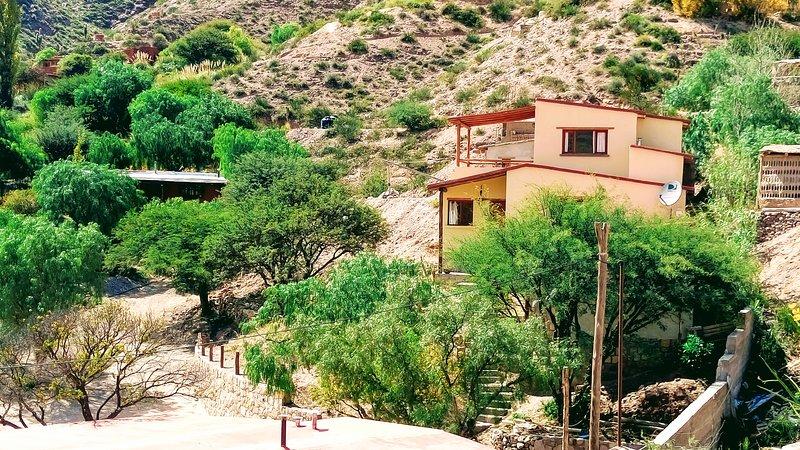 Cabaña C4, La Quinta de María, Tilcara, alquiler de vacaciones en Tilcara