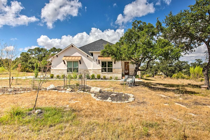 You'll love your time spent at this Texas home-away-from-home.