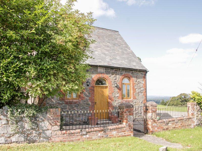 Bausley Chapel, Halfway House, vacation rental in Alberbury