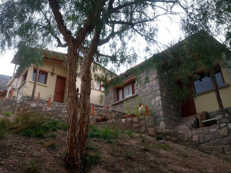 Cabaña C1f, La Quinta de María, Tilcara, alquiler de vacaciones en Tilcara