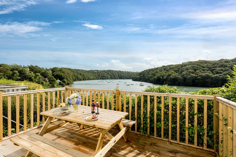 Fal River Cottage, vacation rental in Tresillian
