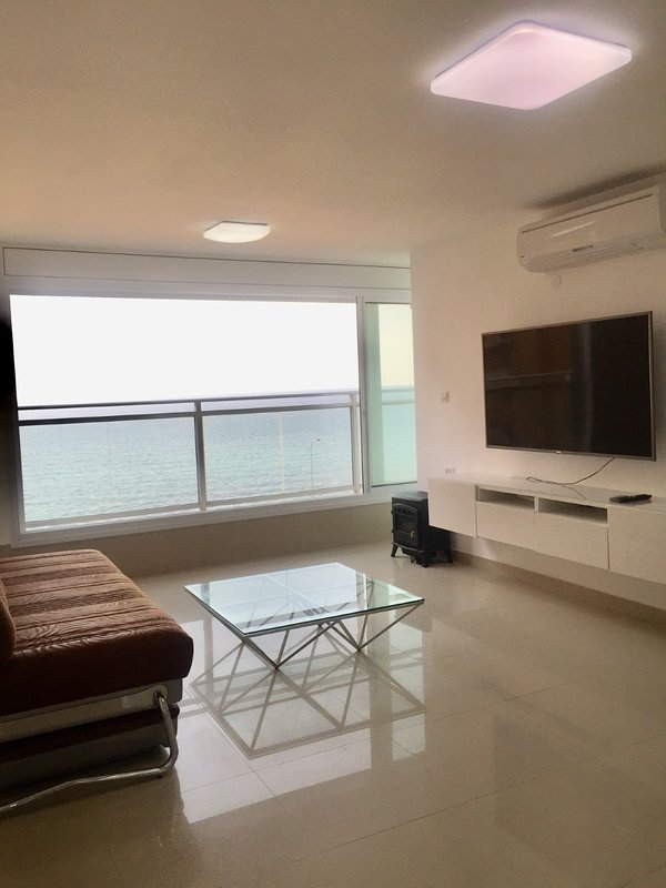Appartement Vue Mer centre ville, holiday rental in Netanya