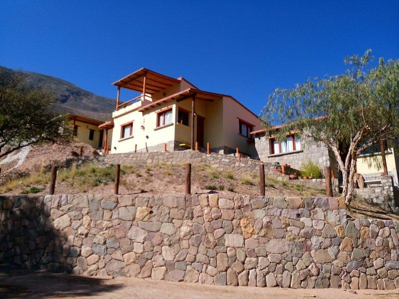 Cabaña C2, La Quinta de María, Tilcara, alquiler de vacaciones en Tilcara