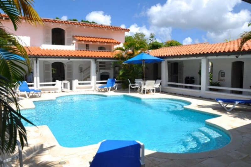 Villa Buttsbury House   Ocean View - Located in Stunning Saint James with Priv, vacation rental in Holder's Hill