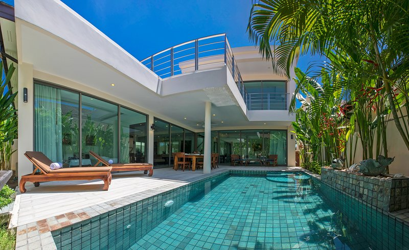 Villa Bangka by TropicLook, casa vacanza a Ko He