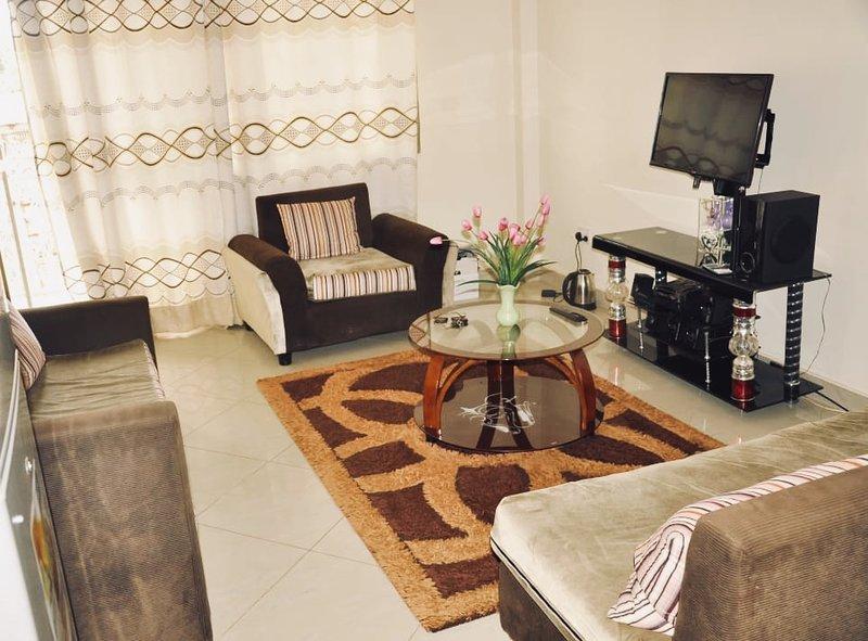 3 bedroom and 2 bedroom apartment, location de vacances à Kampala