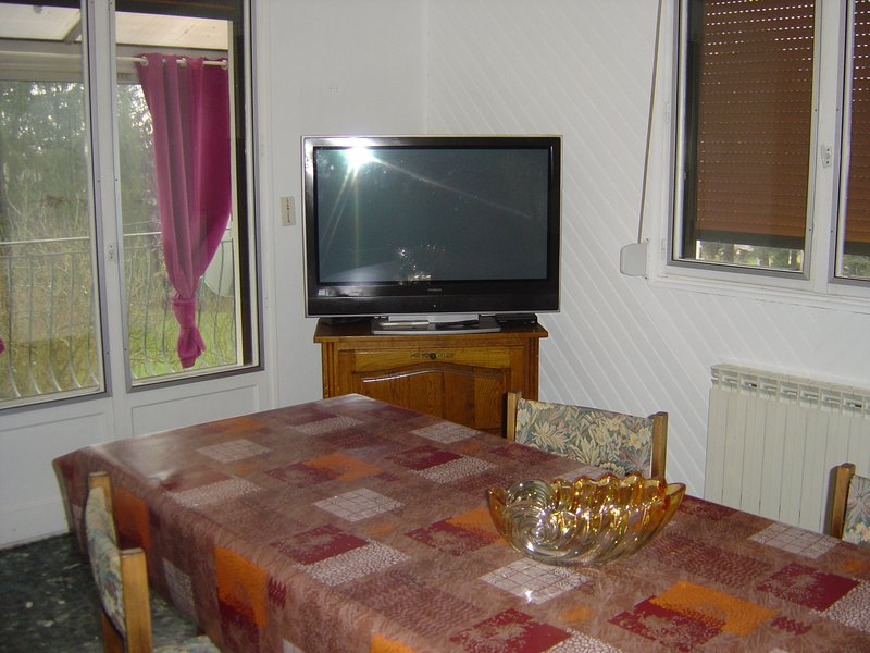 Nice house with terrace & balcony, vacation rental in Baugy