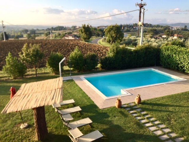 Amazing villa with swimming-pool, vacation rental in Badicorte