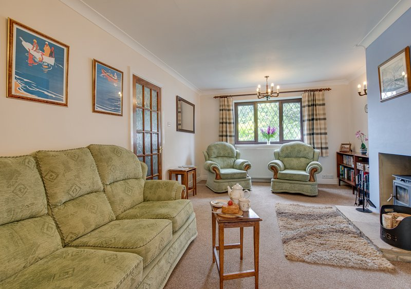 Moraine, holiday rental in Ravenscar