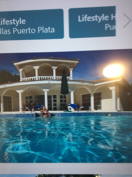 Crown Villa, vakantiewoning in Luperon
