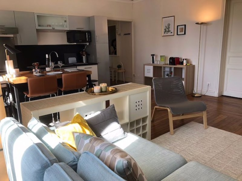 Neuilly - living-room