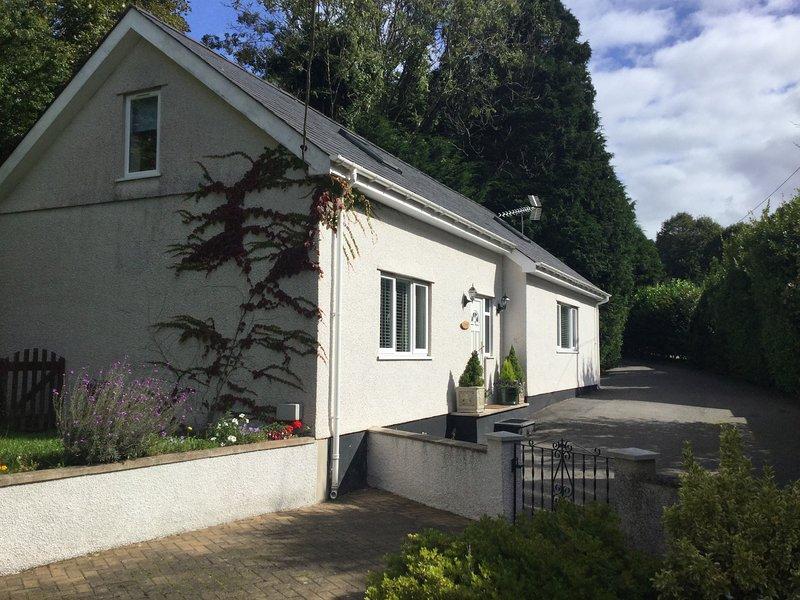 Y Bwthyn meadow cottage, alquiler de vacaciones en Bangor