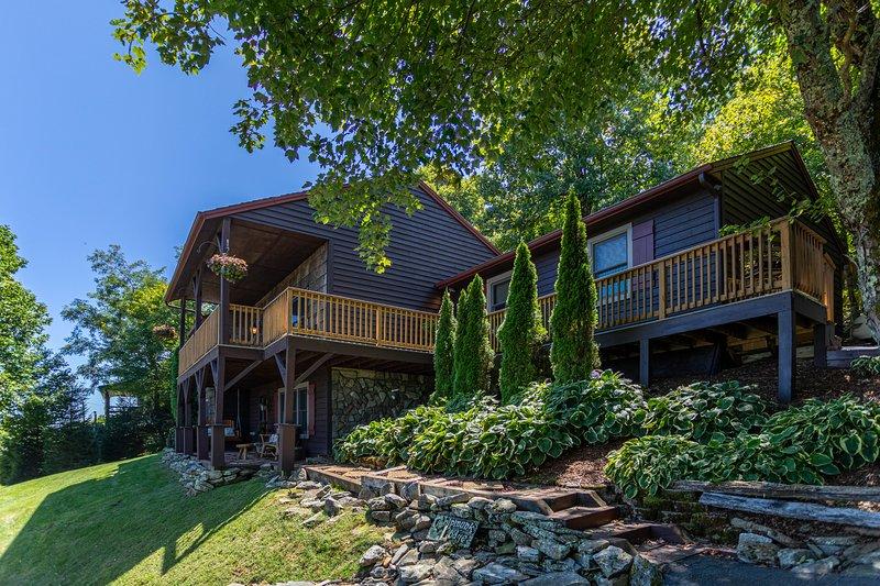 Beautiful Chipmunk Lodge