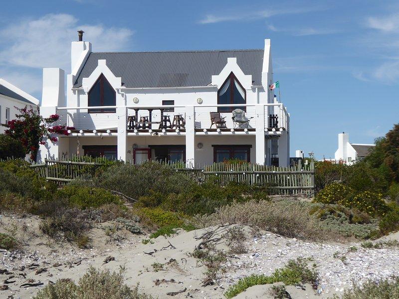 Ceol na Mara and Ceoleen - paradise on the beach, location de vacances à Velddrif
