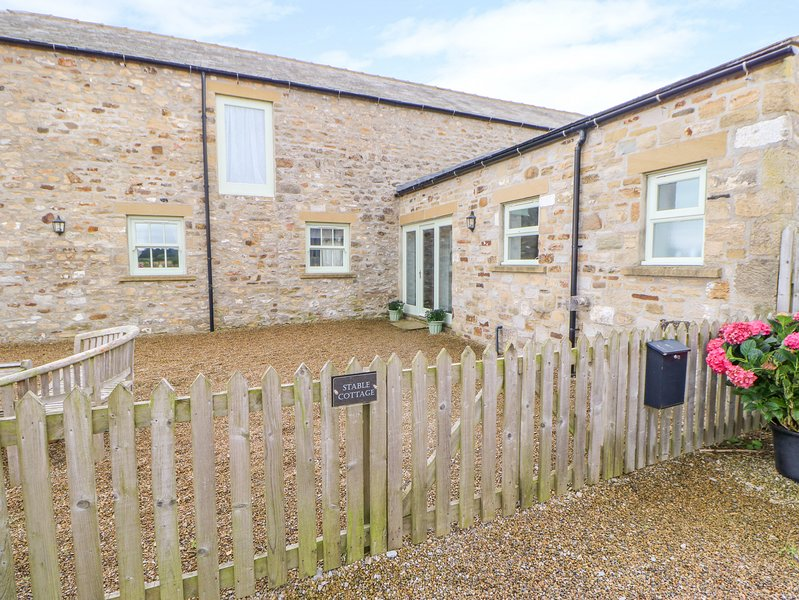 Stable Cottage, Hudswell, holiday rental in Arrathorne
