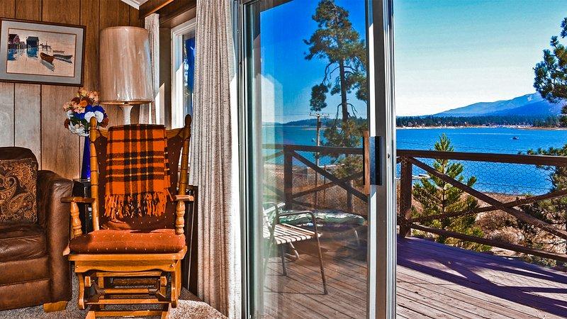 Alpine Lake Cabin