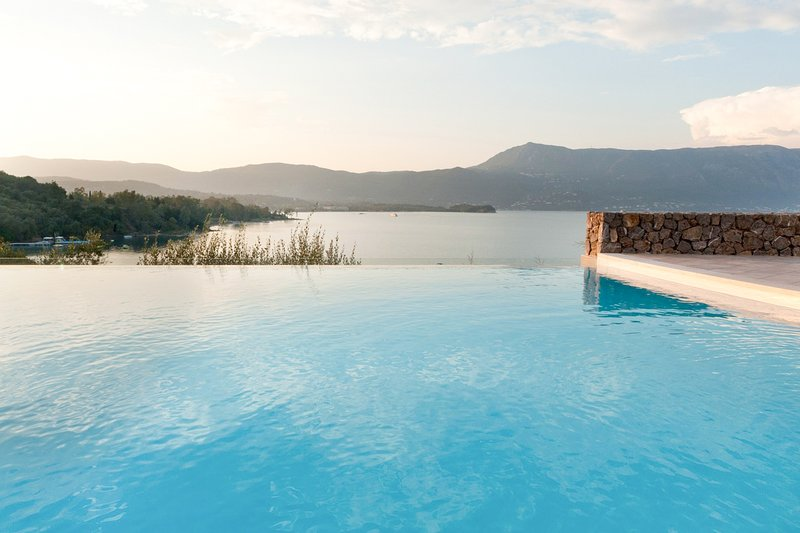 Limni Keriou Villa Sleeps 10 with Pool and Air Con - 5813723, holiday rental in Limni