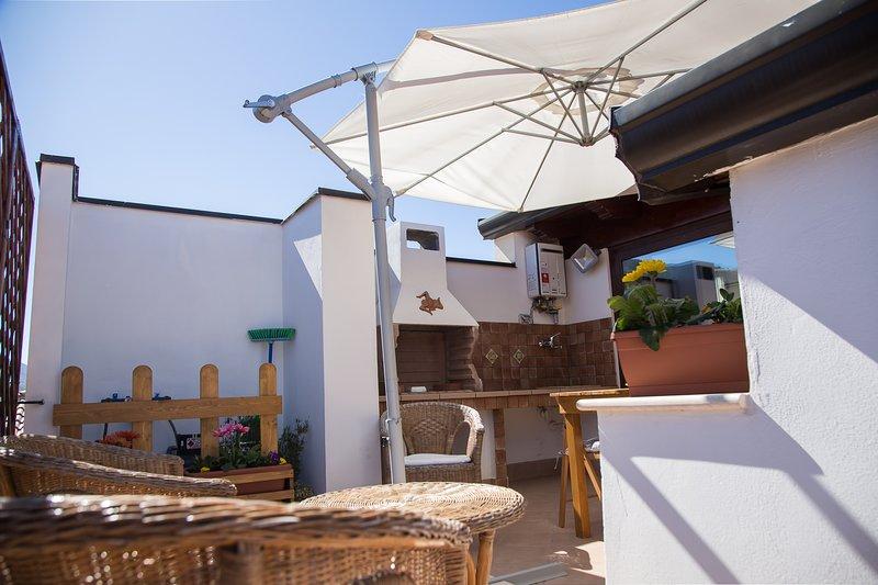 Mansarda in Centro, vacation rental in Rocca di Capri Leone
