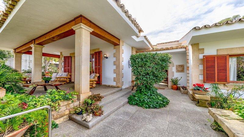 Villa Jeanette, casa vacanza a Port d'Alcudia