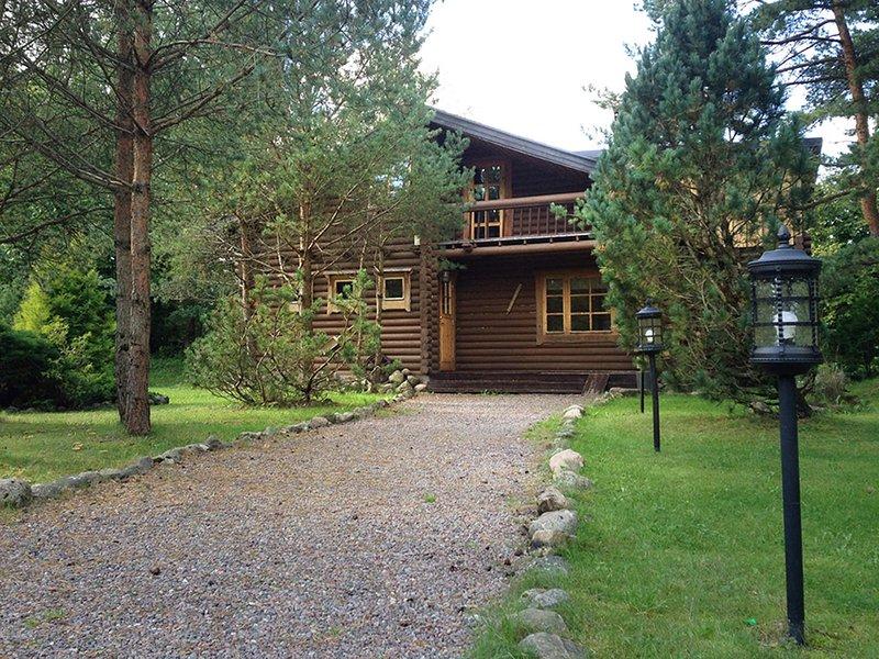 Saunaküla | Russian House, alquiler vacacional en Keila